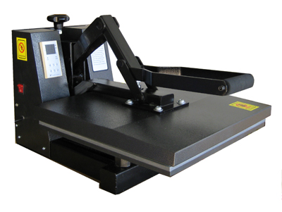 "16""D x 24""W Heat Press Digital Clamshell Flat (Free Shipping)"