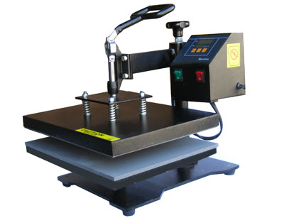 "Digital 15""W x12""D Swing Away Heat Press (Free Shipping)"