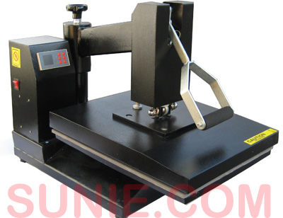"Digital 15""W x18""D Swing Away Heat Press (Free Shipping)"