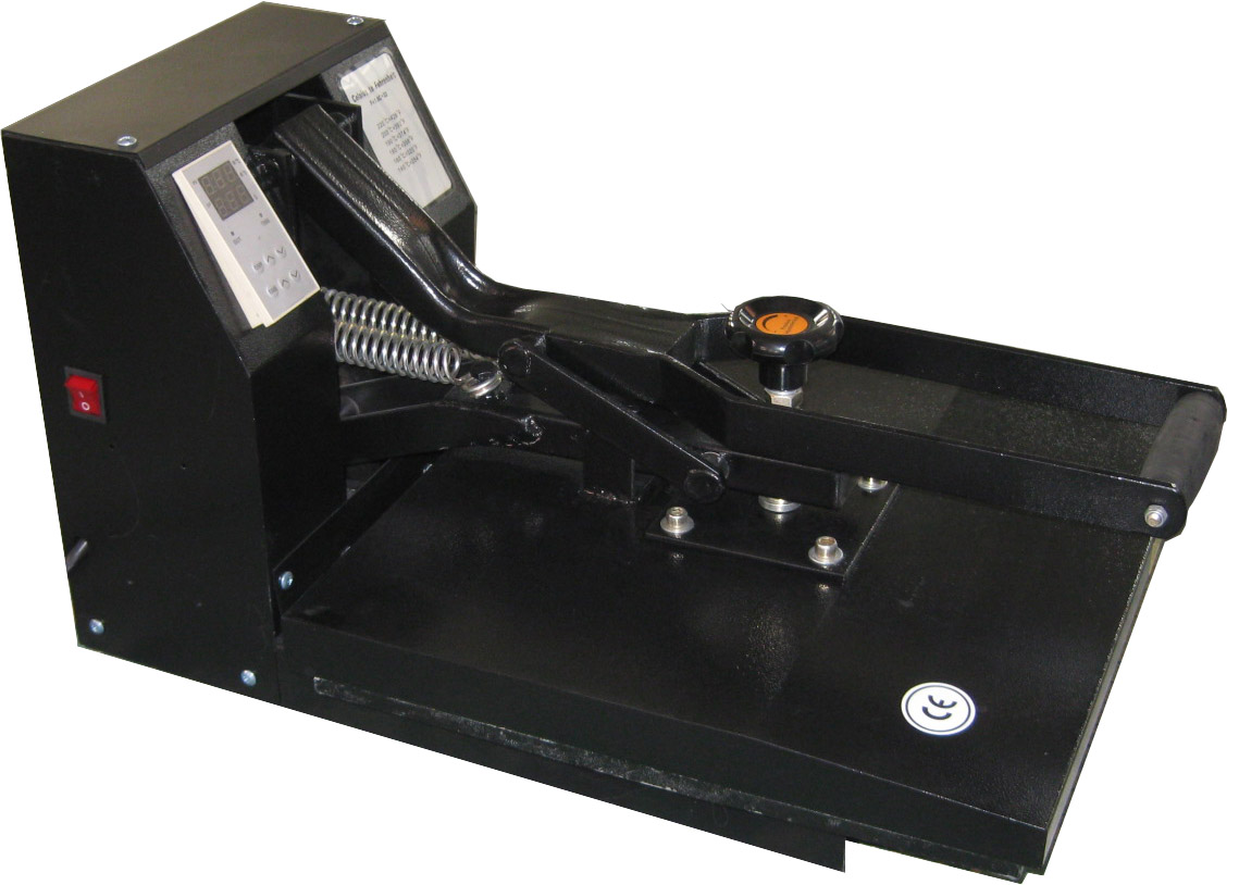 "Professional Digital 15""x15"" Flat Heat Press (Free Shipping)"